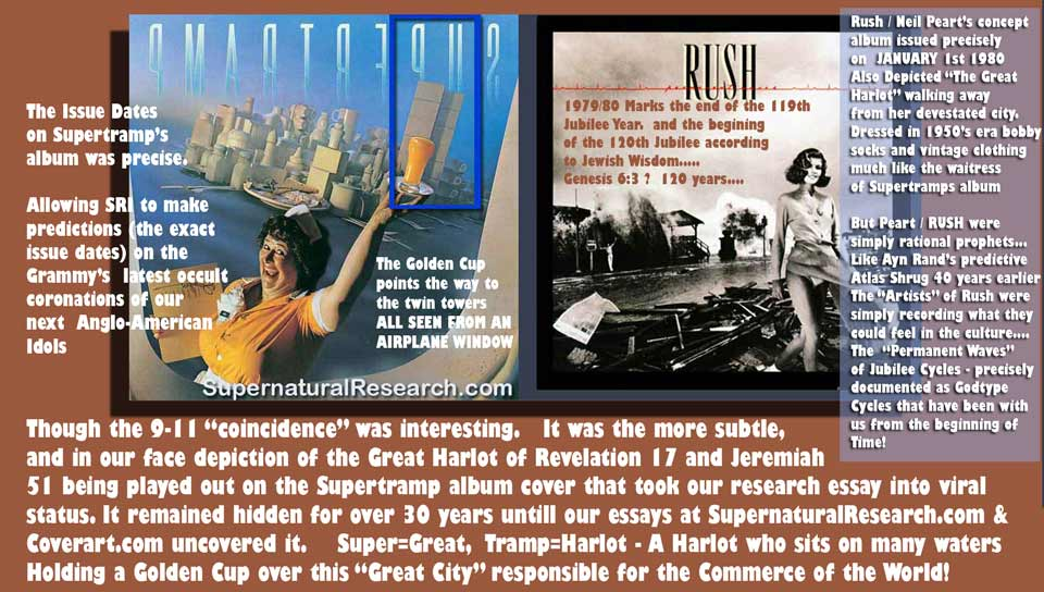 supertramp 9-11 and permanent waves rush
