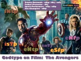 Godtype at the Movies:  The Avengers