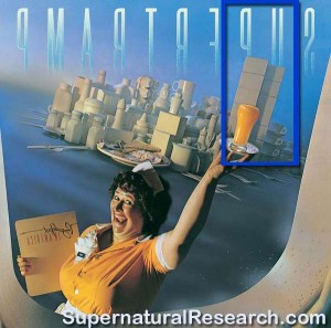 911 and supertramp. What are the odds that the owner of CoverArt.com discoveres these hidden codes within the first (2) covers that began his love of this art form 30 years earlier