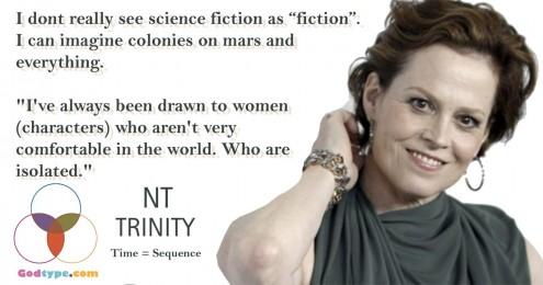 Sigourney Weaver - inTp