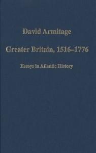 David Armitage - Greater Britain